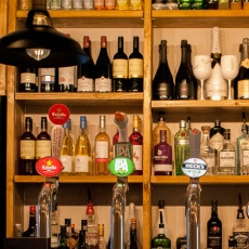 No 10 Bistro Drinks
