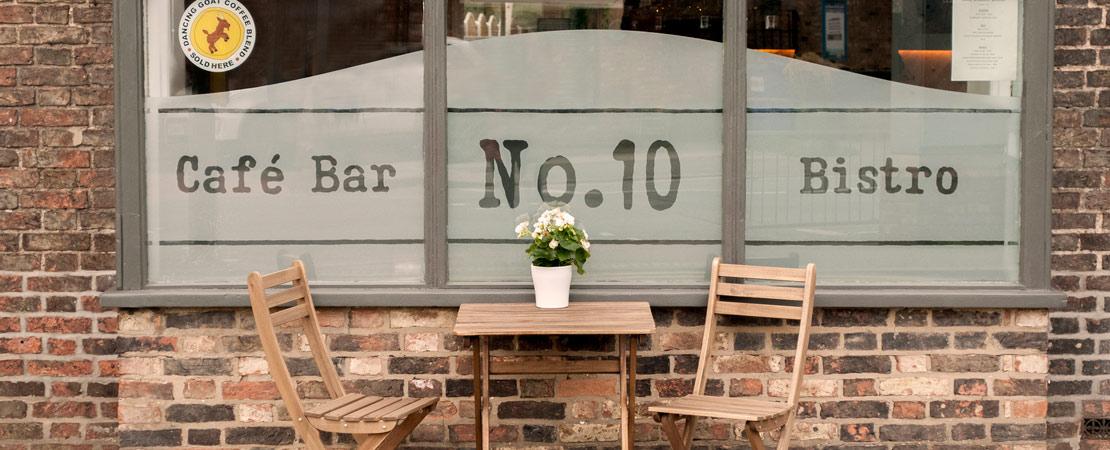 No 10 Bistro Gallery